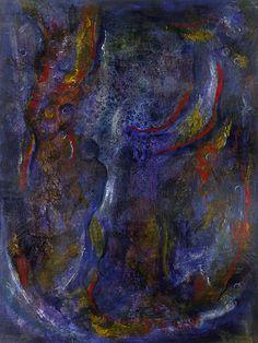 acrylic on canvas  30 x 40    wonderland