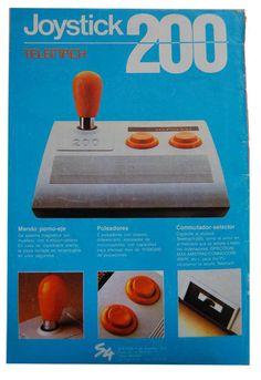 Joystick Telemach - Historia de un clásico y sus modelos | Commodore Spain