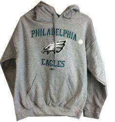 Reebok Philadelphia Eagles Team Logo Hoodie Medium NFL