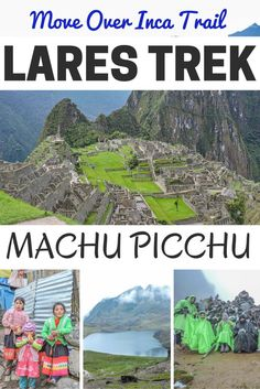 Did you know that there is more than one way to reach Machu Picchu other than the Inca Trail? Forget setting a date six months in advance and you can hike to highs of 4650m above sea level with the Lares Trek To Machu Picchu, meeting locals along the way.