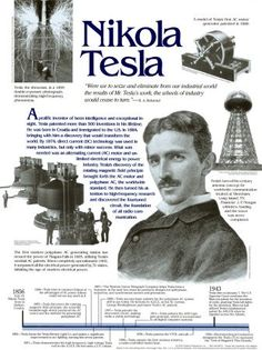 Nikola Tesla on free Energy! It was his belief that everyone should be healthy to create their own electricity in a uninjured kind, and that was the purpose down the Nikola Tesla energy generator. Tesla Coil, Tesla S, Tesla Power, Nikola Tesla Quotes, Tesla Free Energy, Nicola Tesla, Quantum Physics, Electrical Engineering, Mechanical Engineering
