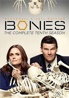 6 FOX TV Favorites Released on Blu-Ray and DVD - Bones the complete tenth season Bones Tv Series, Bones Tv Show, Bones Season 10, John Francis Daley, Tamara Taylor, Sean Leonard, Michaela Conlin, Movies, Books