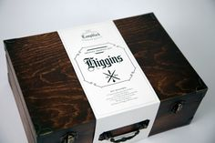 package / Higgins calligraphy kit