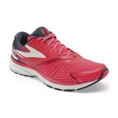 Zapatillas de running de mujer Brooks Launch 2 coral