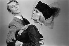 David Bowie is dancing with Kim Novak in Just a Gigolo [1978]