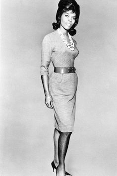 Dionne Warwick, 1958/This is the lady who my uncle worked with. I was named after her.