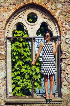 Steffi's World: Gary Pepper Gary Pepper Girl, Nicole Warne, Vogue, Inspiration Mode, Fashion Inspiration, Dressed To The Nines, Asos Dress, Look Chic, Look Fashion