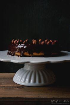 Haselnuss-Maronen-Kuchen