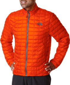 The North Face Male Thermoball Full-Zip Jacket - Men's