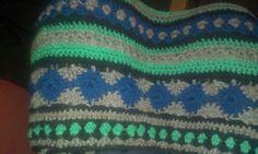 Week 8 Blanket, Crochet, Ganchillo, Blankets, Cover, Crocheting, Comforters, Knits, Chrochet