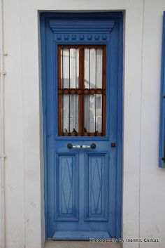 Of Doors in Mandraki on the island of Nisyros |Discovering Kos and the surrounding islands http://www.discoveringkos.com/2013/09/of-doors-in-mandraki-on-island-of.html