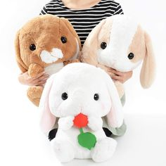 picture of Pote Usa Loppy Field Plushies (Big) 1