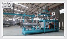 pet food making machinery, fish feed making machinery, twin screw extruder