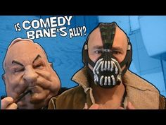 (COMEDY VIDEO) Bilbo Pope discovers a new comedy website and thinks it'd be a great place for Bane (The Dark Knight Rises) to start his new career by making a sketch for them. But is comedy Bane's ally?  Also, find out what REALLY went on in the Lazarus Pit!  www.youtube.com/TeamFilmIt made for www.JokePit.co.uk