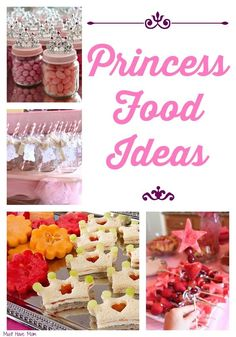 Have A Feast Fit For A Princess! Princess Food Ideas {+ Sofia The First Giveaway!} musthavemom.com/...