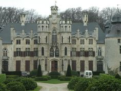 Borrekens Castle, Vorselaar, Antwerp