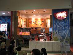 Salsa's Fresh Mex Grill, Liverpool, NSW