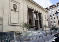 Cines Madrid en la plaza del CArmen