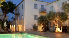 Orloff Resort à Spetses Grèce   Splendia - http://pinterest.com/splendia/