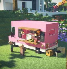 Minecraft Mods, Minecraft Villa, Minecraft Cottage, Modern Minecraft Houses, Minecraft Mansion, Minecraft Plans, Amazing Minecraft, Minecraft House Designs, Minecraft Tutorial