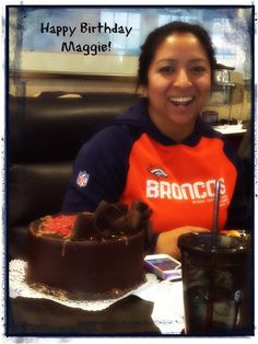 Maggie thought she could show up for a meeting on her birthday and play innocent! Well, we caught her in the act at our strategic meeting this past Friday! Happy Birthday Maggie, thanks for all you do here at Colorado Credit Union!