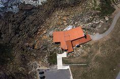 O poder da vista aérea: Drones e a fotografia de arquitetura