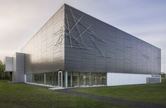 Gallery - Lebourgneuf Community Center / CCM2 architectes - 10