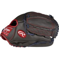 Rawlings Select Pro Lite Youth Baseball Glove, David Price Model, Regular, Vertical Hinge Web, 11-3/4 Inch