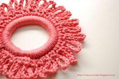 Ten Crochet Hair Accessories elastic crochet hair wrap Source by marzennamalcher Crochet Hairband, Crochet Hair Clips, Crochet Headband Pattern, Crochet Hair Styles, Crochet Hooks, Crochet Earrings, Quick Crochet Patterns, Free Crochet, Easy Crochet