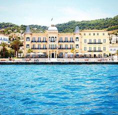 Poseidonion Grand Hotel, Spetses Island, Greece