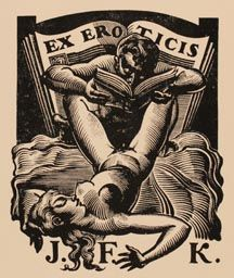 We're enjoying this fantastic collection of vintage erotic bookplates (ex libris) from a whole host of countries and decades, though beware, many of t. Ex Libris, Scratchboard, Wood Engraving, Book Illustration, Erotic Art, Illustrations Posters, Fantasy Art, Book Art, Art Drawings