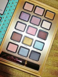 Too Faced Joy to the Girls: Review, Pics & Swatches