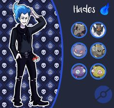 Disney Pokemon trainer : Hades by Pavlover on DeviantArt Pokemon Go, Pokemon Comics, Pokemon Fan Art, Cute Pokemon, Pikachu, Pokemon Fusion, Pokemon Cards, Disney And Dreamworks, Disney Pixar