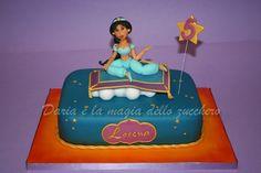 #Torta principessa Jasmine #Princess Jasmine cake #Princess Jasmine #Aladdin #Principessa Jasmine #Jasmine