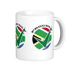 Sip from one of our many South Africa coffee mugs, travel mugs and tea cups offered on Zazzle.