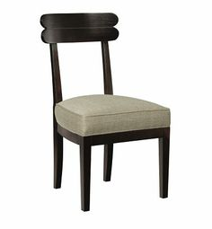 Southfield Side Chair from the Mariette Himes Gomez collection by Hickory Chair Furniture Co.