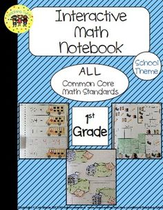 A fun, engaging way to introduce, review, or assess math concepts at the beginning of the year! → Covers EVERY 1st grade Math CCSS! ← The activities are print and go – NO PREP!! Simple, fun, effective The first of school can be so distracting and hectic. This interactive packet engages the students while reinforcing math concepts. Your students will love learning with these activities, and you will love the ease of having a great resource for EVERY 1st Grade CCSS ready to print and use.