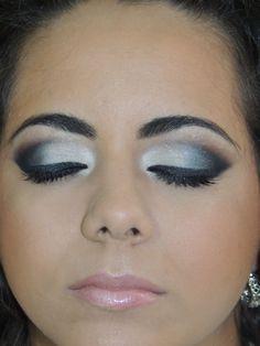 Make up para madrinha de casamento.
