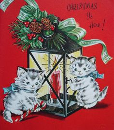 Vintage Greeting Card