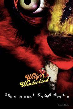 屠出殺樂園/弒樂園(Willy's Wonderland)poster