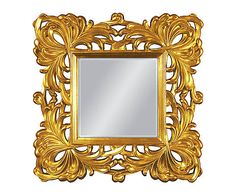 """Lustro """"Trystan"""", 100 x 100 cm Antiques, Antique Mirrors, Furniture, Home Decor, Antiqued Mirror, International Style, Home Decor Accessories, Frame, Homemade Home Decor"""