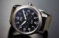The Oris Big Crown Propilot Worldtimer isn't your typical GMT...
