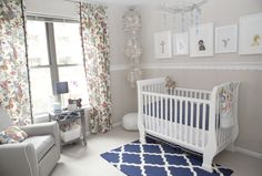 Baby Animal Themed Gender Neutral Nursery - Project Nursery