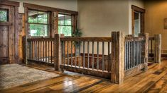Here are the Rustic Window Trim Inspirations Ideas. This post about Rustic Window Trim Inspirations Ideas was posted under the Furniture category by our team at March 2019 at am. Hope you enjoy it and don't forget to . Loft Railing, Railings For Stairs, Rebar Railing, Banisters, Railing Ideas, Stair Banister, Rustic Staircase, Dressing Room Design, Wood Trim