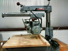 Delta Rockwell Super 900 Radial Arm Saw - US $450.00 (tallmadge, OH ...