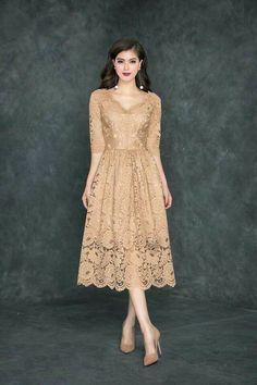 Modest Dresses, Simple Dresses, Elegant Dresses, Beautiful Dresses, Casual Dresses, Fashion Dresses, Formal Dresses, Lace Dresses, Dress Brukat