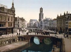 Utrecht... the city goes back to 47 AD when the Roman emperor Claudius ordered his general Corbulo to build a defensive