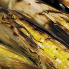 BBQ Corn on the Cob