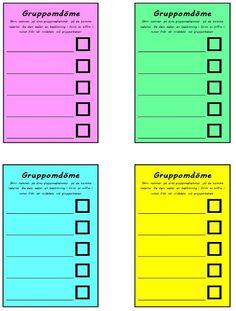 Skolkorgen: Att ta ansvar under grupparbeten Nail Art Videos, Bar Chart, Periodic Table, Teacher, Organization, Education, Life, Blogg, Classroom Ideas
