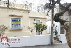 Casa para #alquilar en #Montevideo de 2 dormitorios.